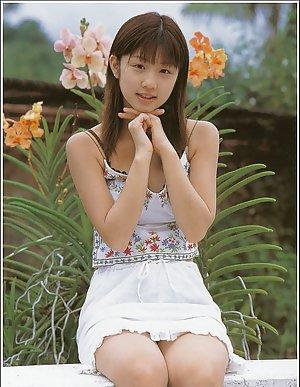 Japanese Teen Outdoor Pics