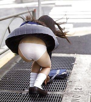 Japanese Upskirt Pics