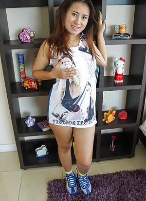 Teen asian panties