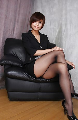 Japanese models pantyhose