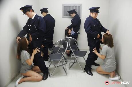 Japanese Police Porn Pics